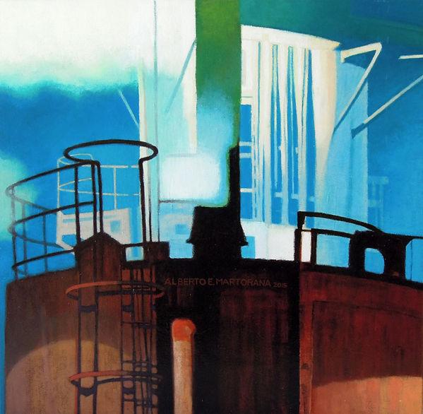 Industrial landscape 3