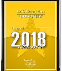 2018 Best of Acworth Award -ComputerCons