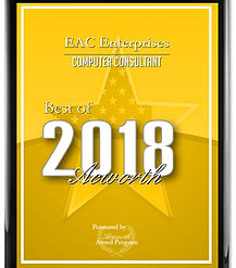 2018 Best of Acworth Award -ComputerCons