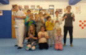Karate Abteilung ESV Treuchtlingen
