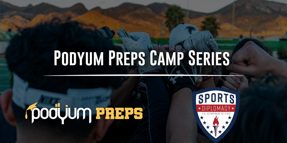 Mexico City Podyum Preps Camp