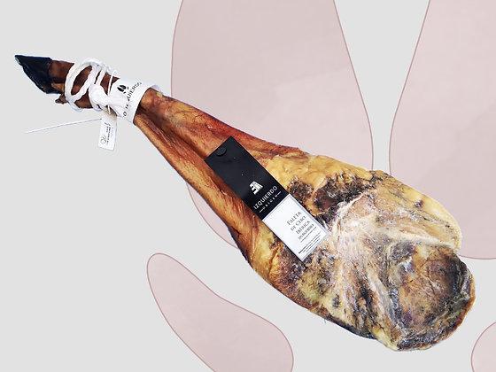 Paleta de cebo ibérica 50% raza ibérica