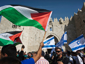 TERMS OF DISENGAGEMENT: POSSIBLE AVENUES OF DE-ESCALATIONS BETWEEN ISRAEL AND PALESTINE
