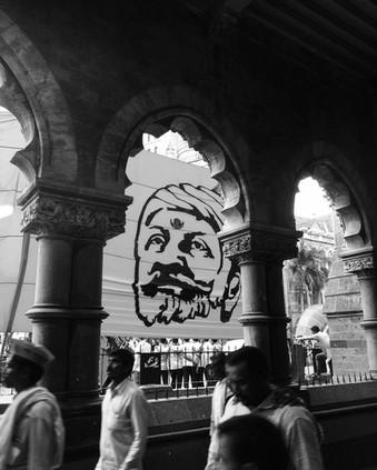 A day in Mumbai