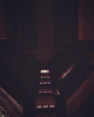 Ominous rooftops