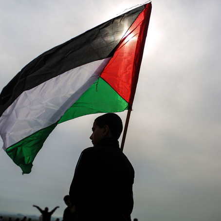 HISTORY IS BLOODY: THE ISRAEL-PALESTINE CONFLICT