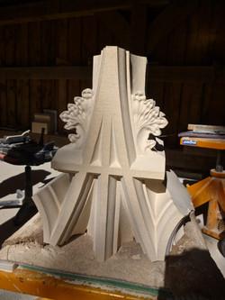 Stonemasonry for the York Minster