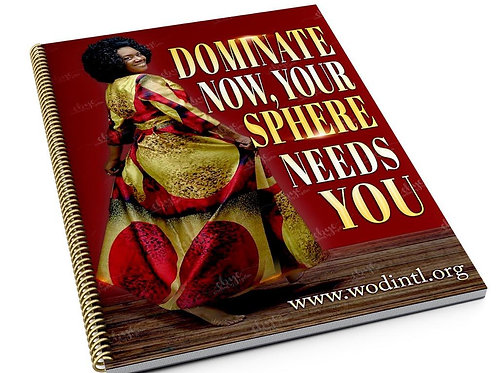 Dominate Now, Your Sphere Needs You- Red