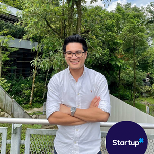 Founder Feature on StartupX