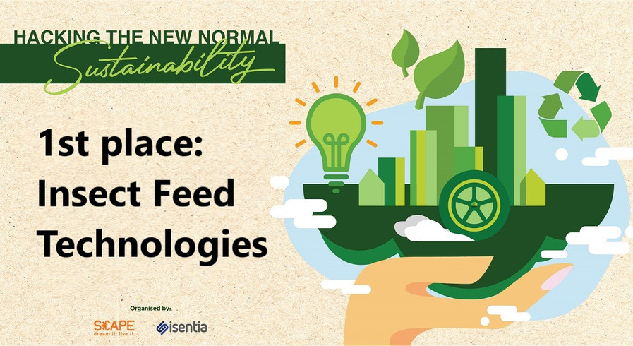(1st Place) SCAPE x Isentia's 'Hacking the new normal: Sustainability' Hackathon