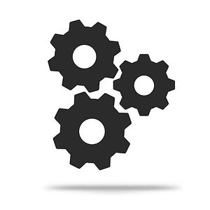 vector-flat-gear-icon-simple-modern-look
