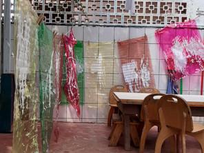 As cores nos espaços da educação infantil