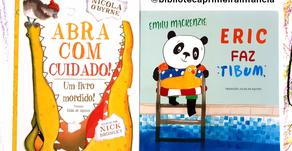 Biblioteca Primeira Infância #12: literatura infantil