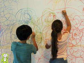 MovimentArte: experiências com a dança-desenho