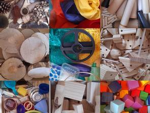 Para pensar os materiais e/ou brinquedos na educação infantil
