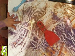 Grafismo infantil: vivências com a arte
