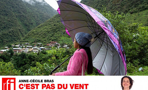 Humans&Climate Change Stories   Perou  