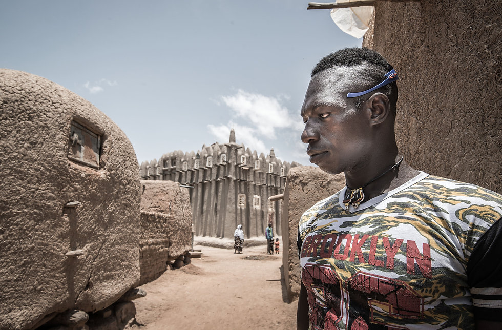 Humans & Climate Change Stories | Mali |