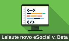 Leiaute simplificado - Novo eSocial (versão Beta)