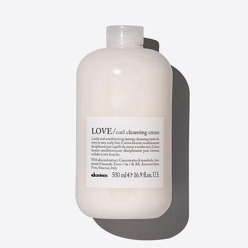 LOVE/ Curl Cleansing Cream