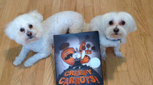 Book Of The Month: Creepy Carrots