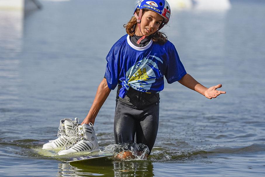 X wake wakeboarding
