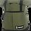 Thumbnail: X WAKE BACKPACK ARMY GREEN