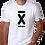 Thumbnail: X WAKE  LOGO T SHIRT WHITE 2021