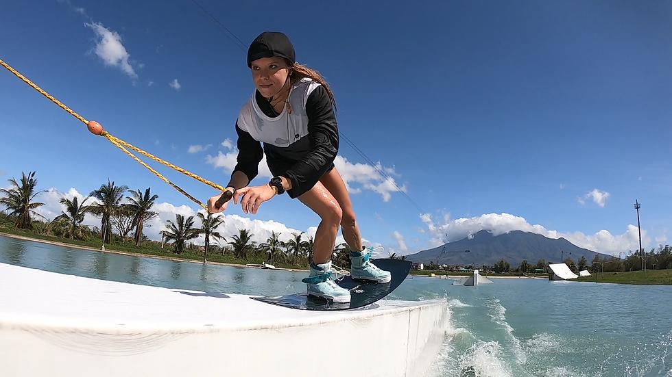 x wake wakeboarding gosia