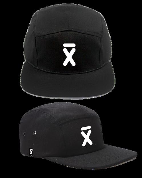 X WAKE 5 PANEL HAT