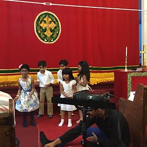 Sunday School Children's Forum