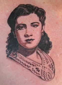Portrait, Karina Mayorga