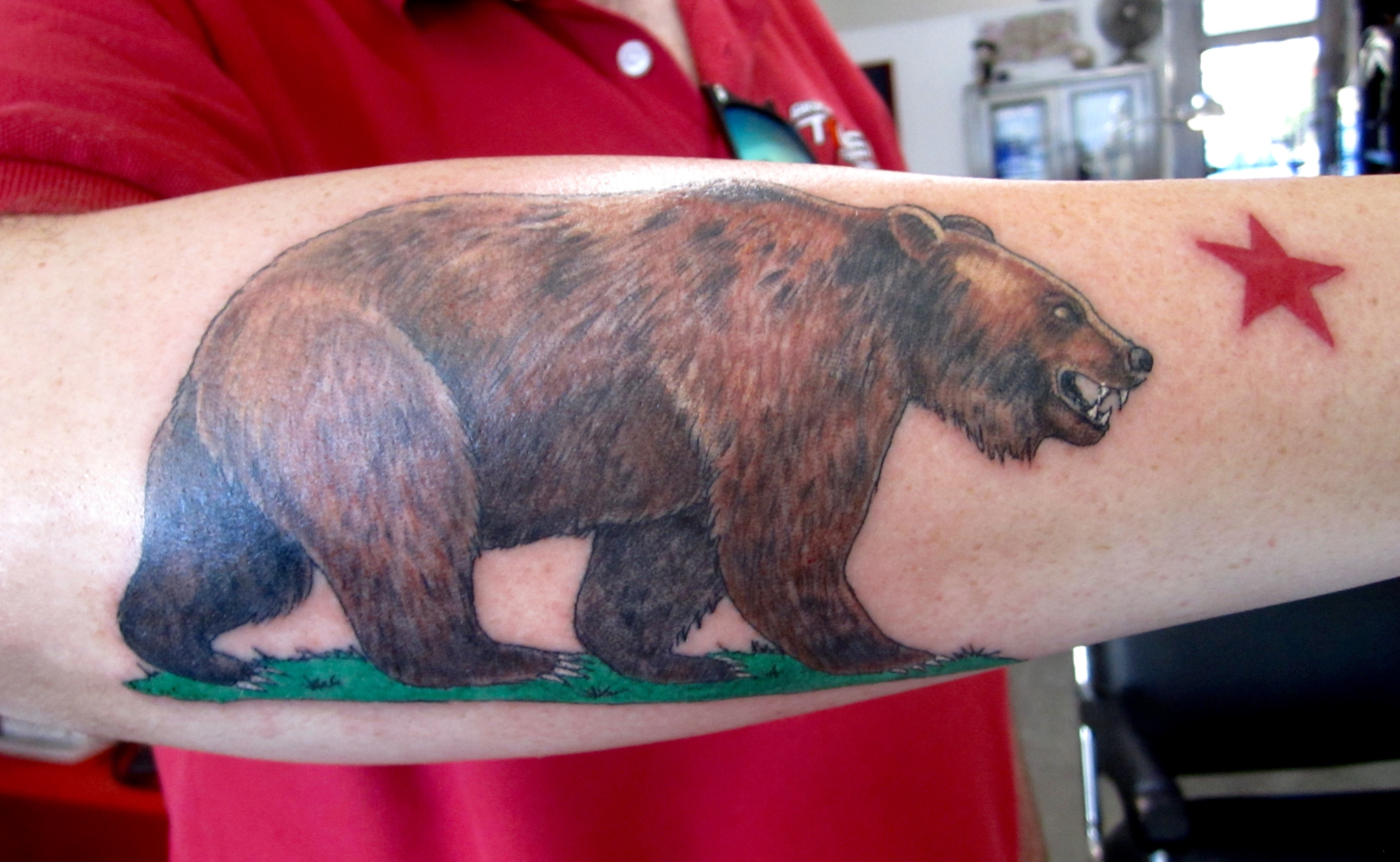 California Bear, Karina Mayorga