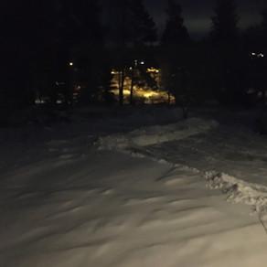 Walking through January - Day 13