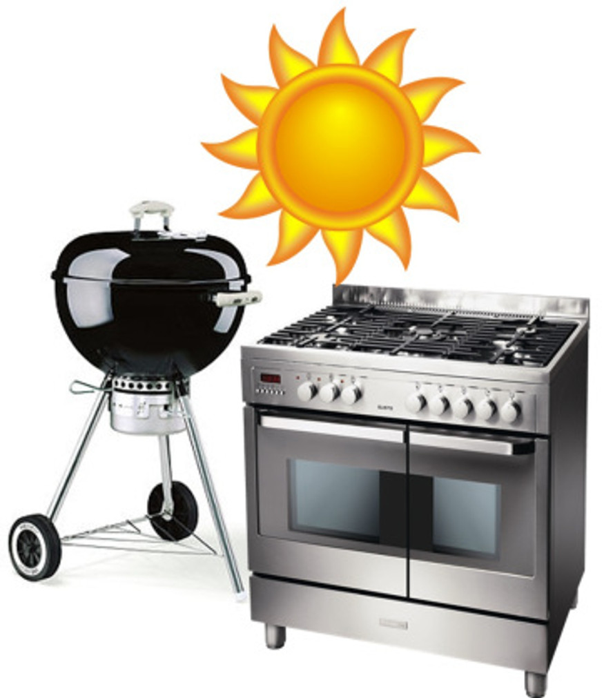 NoExcessive Heat Such as Grills, Sun, Stoves and Ovens