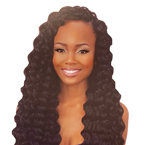 Mayde Beauty 2X Loose Wave Braiding and Crochet Hair