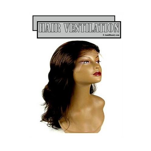 Hair Ventilation, ventilating, wigmaker, wig making, knotting, asian, german, hook, how to, diy, manual, learn, read