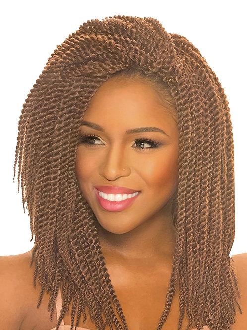 """Femi Collection 2X Pre-Twist Senegalese Pure 12"""""""