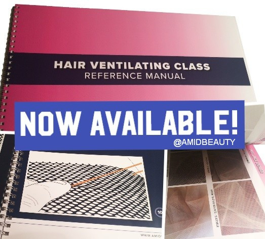 hair, ventilating, ventilation, wigs, kit, needle, tools, methods, tutorial, synthetic, hair density chart, ring, swatch, wig making, wigmaker, hair ventilating classes, jobs, workshop, guide, wig lace, transparent, fabric, invisible
