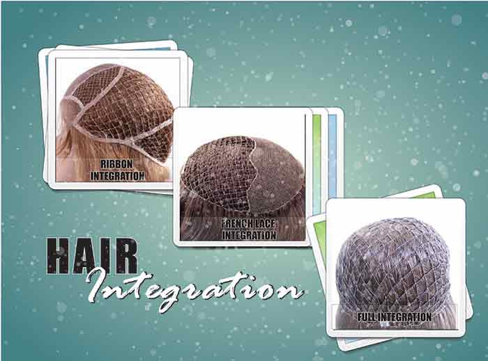 Hair integration, honey comb wig, pull through, hairpiece, wig, hair topper, thinning hair, fuller hair custom hairpiece
