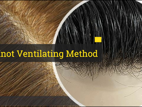 V-Looping:  Discover the No Knot Hair Ventilation Method