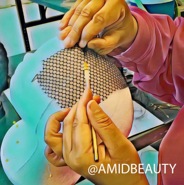 Hair Ventilation Wig Making Class Texas