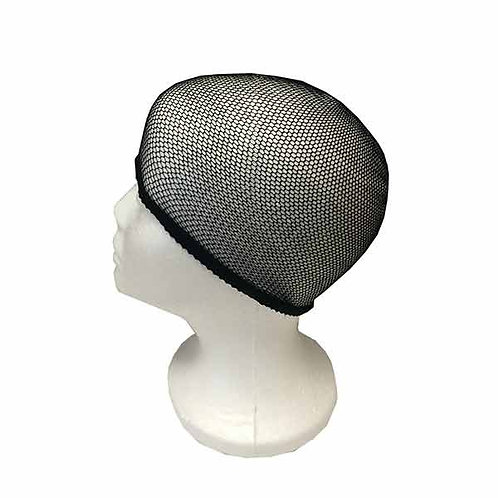 Mesh Wig and Hair Weaving Cap - Wig Liner_Black