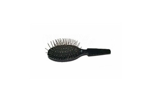 wire wig brush, wig styling tool