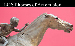 The lost horses of Artemision