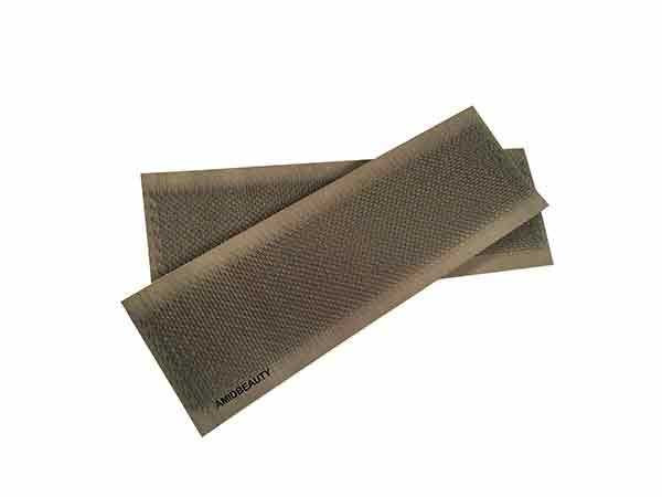 pad hair piece, lace card holder, piece card, brazilian mat, drawing card for hair, drawing hair, card needle, hair extension mat