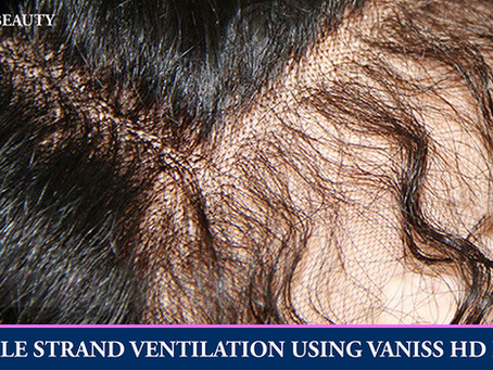 Looking for Invisible Wig Lace?  No Problem!  Check Out The Vaniss HD Lace *