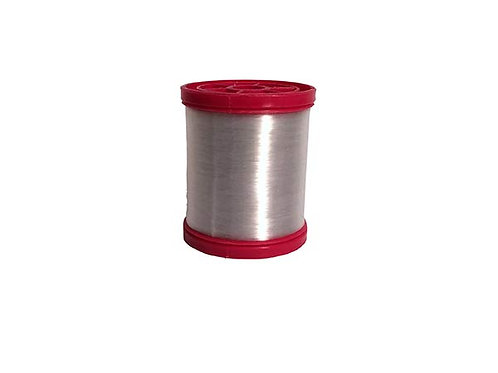 Invisible thread, wig-making thread, sewing, hair extensions, invisible attachment, wig supplies