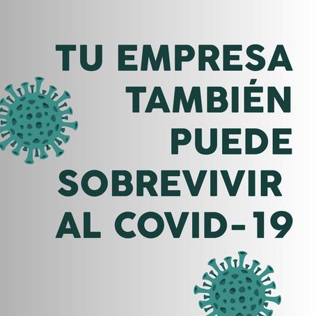 Tu empresa sobreviviendo al COVID-19
