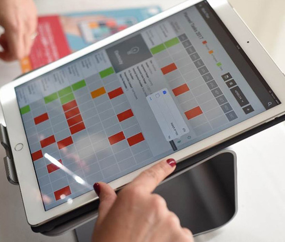 Plan your tasks with the WPM app
